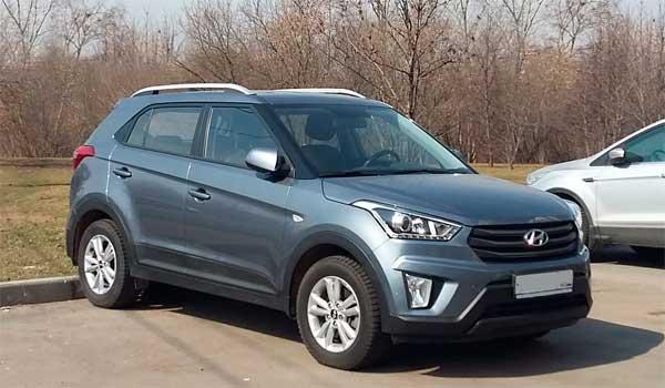 Недостатки Hyundai Creta