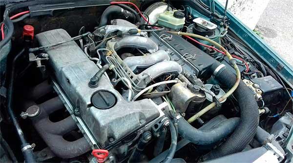 Двигатель OM 601