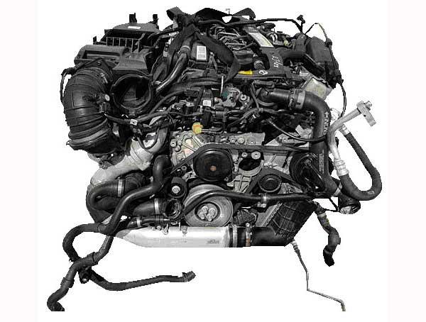 двигатель OM 651
