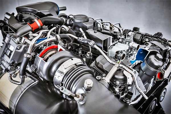 двигатель OM 654
